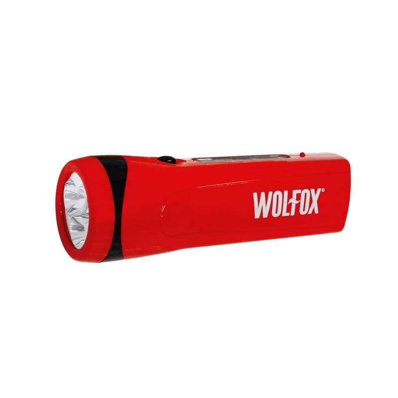 Imagen Lámpara recargable 3 leds WF1637 Wolfox 2x95