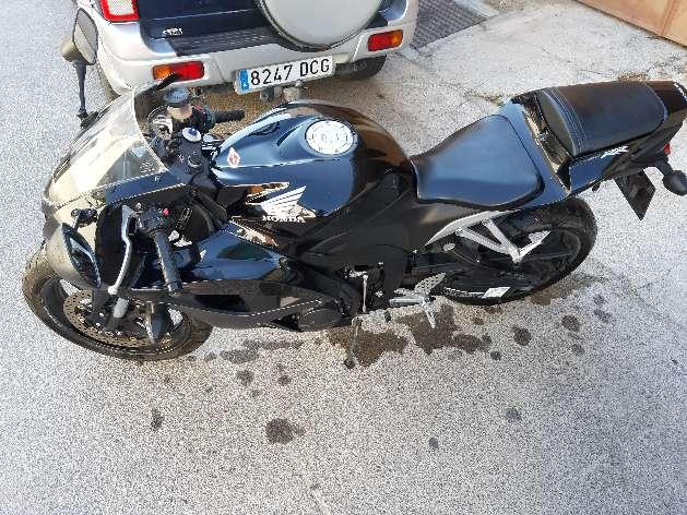 Imagen producto Honda cbr 600rr 5