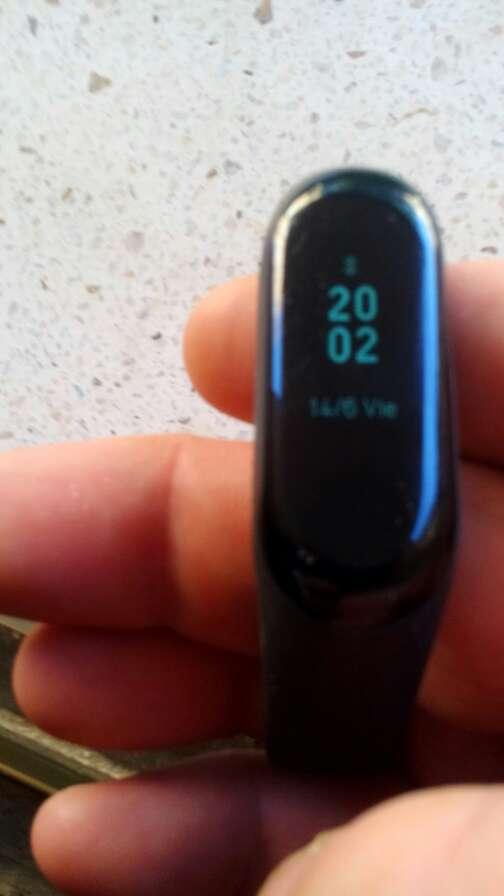 Imagen reloj pulsera fitness