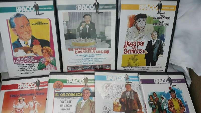 Imagen 10 películas de paco m.soria