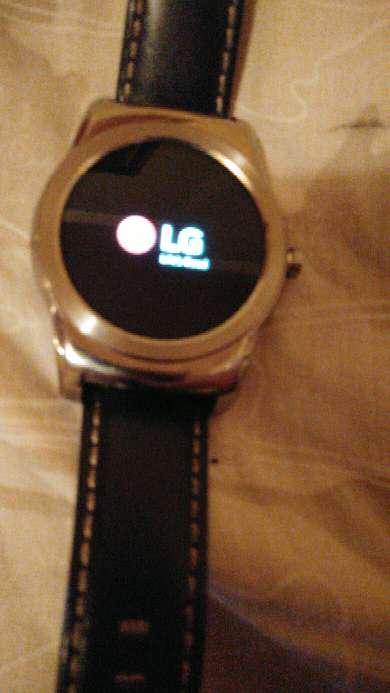 Imagen producto Smartwatch LG urban 1