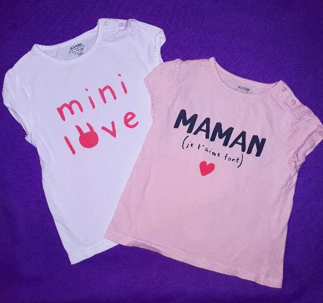 Imagen producto Camisetas, 18 meses.  2
