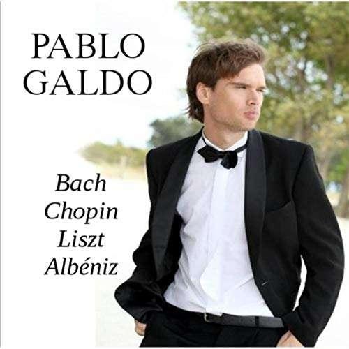 Imagen CD Pablo Galdo - Bach, Chopin y Liszt