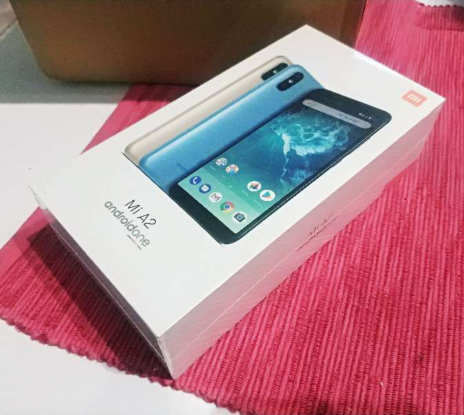 Imagen producto Xiaomi mi A2 Nuevo y precintado, color rosa 64 GB con factura y garantía en españa 2