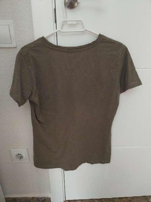 Imagen producto Camiseta verde de Okeysi 2
