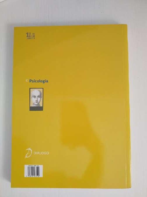 Imagen producto Psicología 1°bachillerato 2