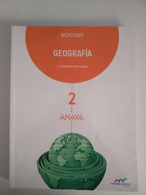 Imagen geografía 2°bachillerato