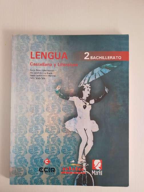Imagen producto Lengua castellana y literatura 2°bachillerato 1