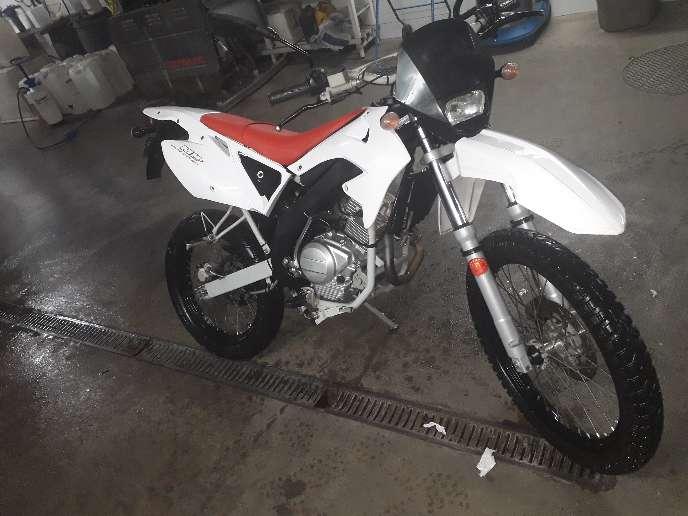 Imagen Moto 125  cros cross