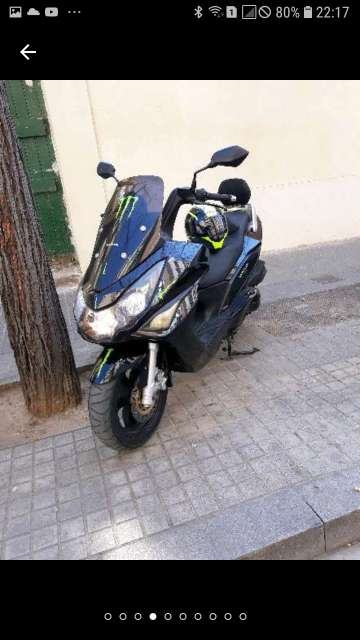 Imagen =MOTO DAELIM J3 125 Cc=