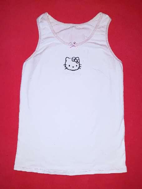 Imagen Camiseta Hello Kitty, 5-6 años.