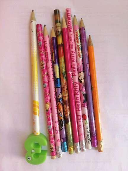 Imagen producto Quit de lápices con dibujos 1