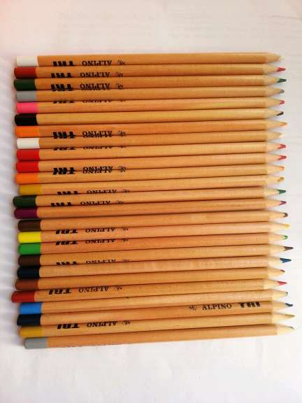 Imagen producto Lápices lápices colores Alpino 1
