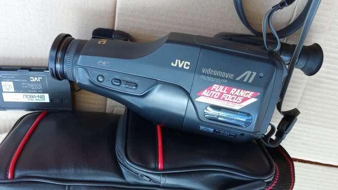Imagen video cámara JVC NO. GR-A1E