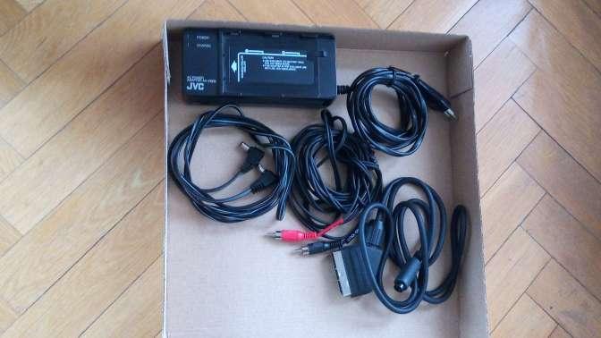 Imagen producto Video cámara JVC NO. GR-A1E 2