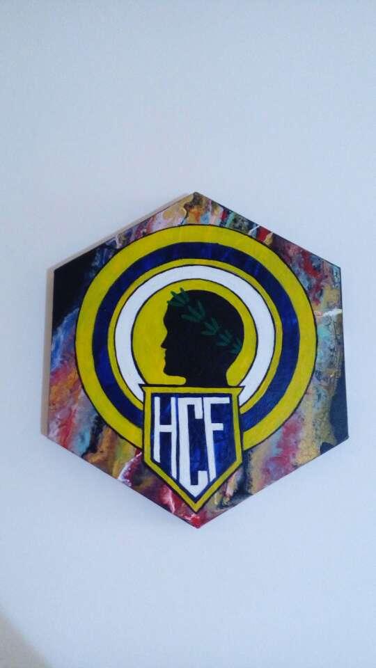 Imagen producto Escudo deportivo Hércules  1