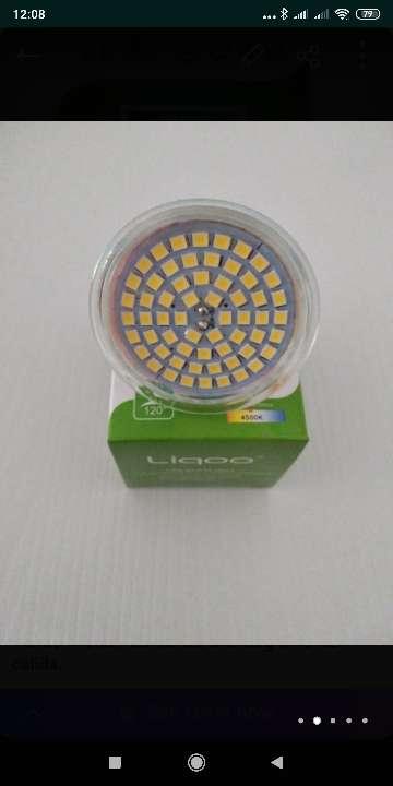 Imagen producto Focos led luz blanca o cálida  2