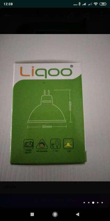 Imagen producto Focos led luz blanca o cálida  3