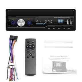 Imagen producto Radio multimedia pantalla HD 7 táctil con cámara trasera  3