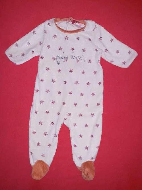 Imagen Miss Cutie, 0-3m. Pijama.