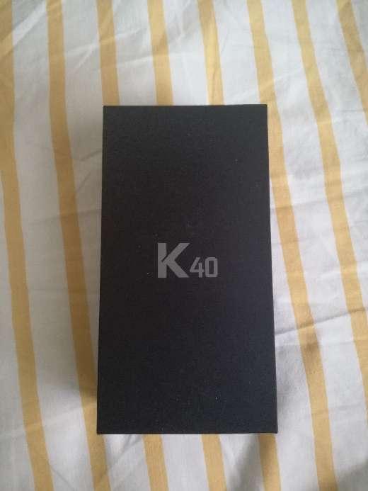 Imagen  LG K40 BLUE móvil a estrenar