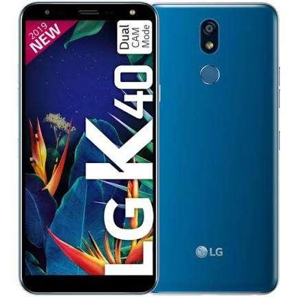 Imagen producto  LG K40 BLUE móvil a estrenar 3