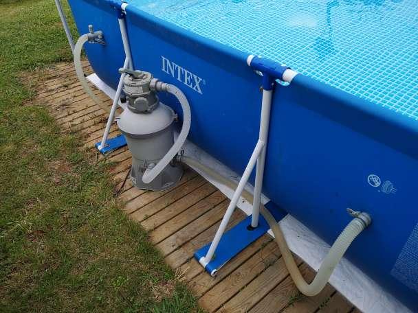 Imagen Bomba depuradora de piscina