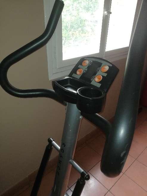 Imagen producto Bicicleta Elíptica Domyos, Decathlon 4