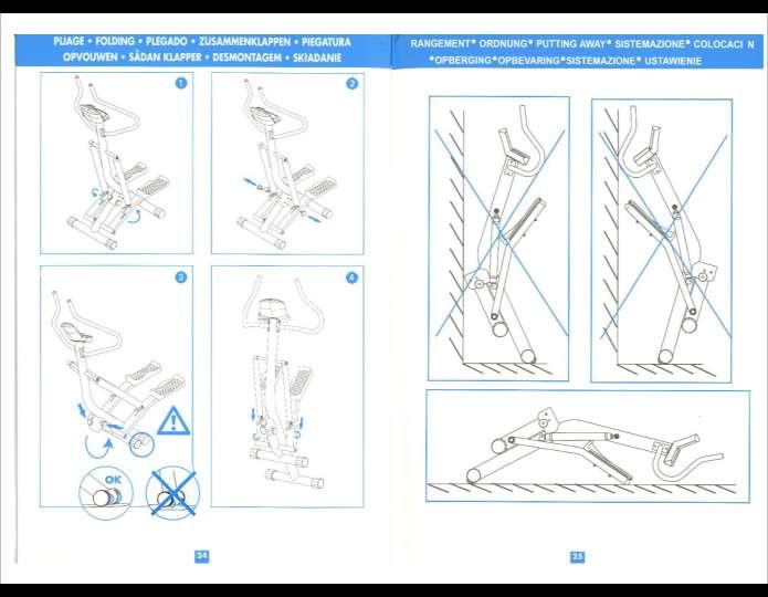Imagen producto Bicicleta Elíptica Domyos, Decathlon 5