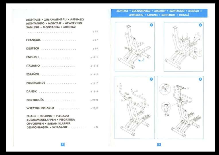 Imagen producto Bicicleta Elíptica Domyos, Decathlon 6