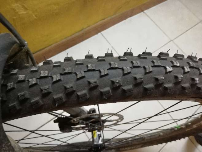 Imagen producto Bicicleta de montaña Mendiz X7 29r 2