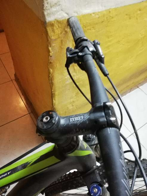 Imagen producto Bicicleta de montaña Mendiz X7 29r 9