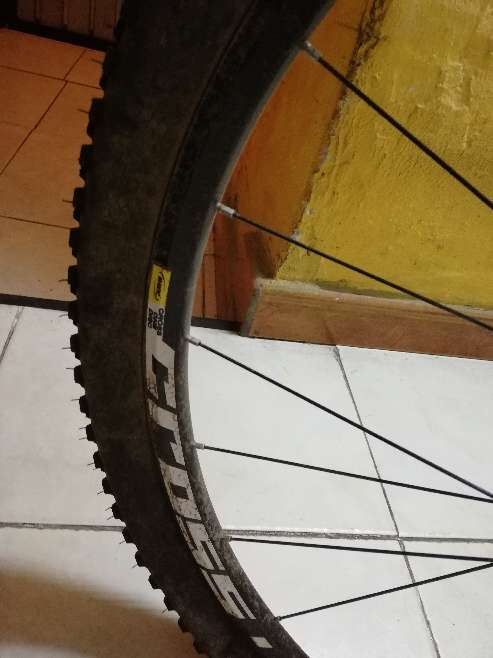 Imagen producto Bicicleta de montaña Mendiz X7 29r 10