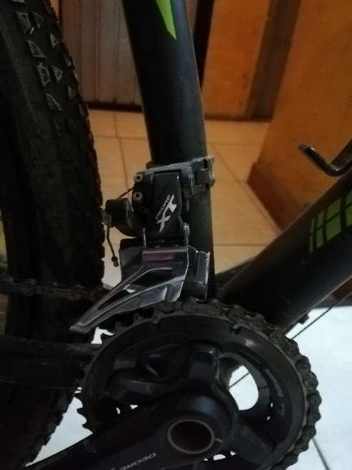 Imagen producto Bicicleta de montaña Mendiz X7 29r 5