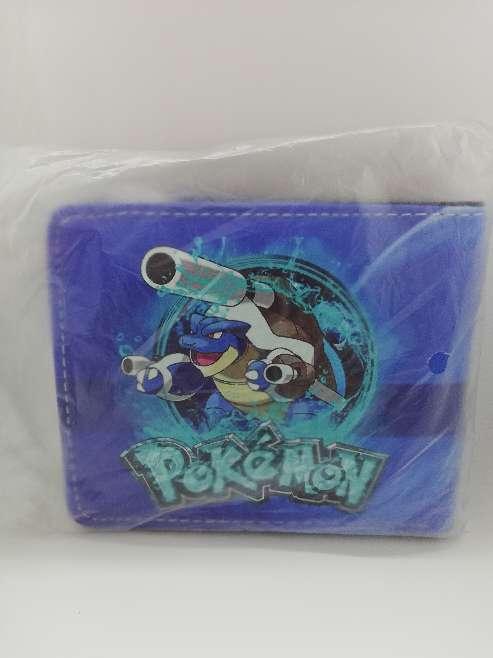 Imagen Cartera Pokémon Mega Blastoise nueva