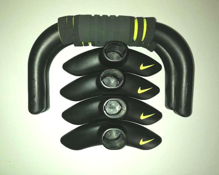 Imagen Soportes Nike para Flexiones
