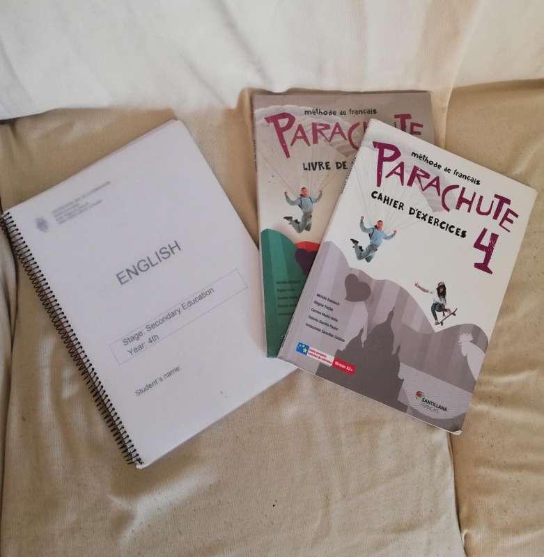 Imagen producto Libros de texto de 4°Eso 3