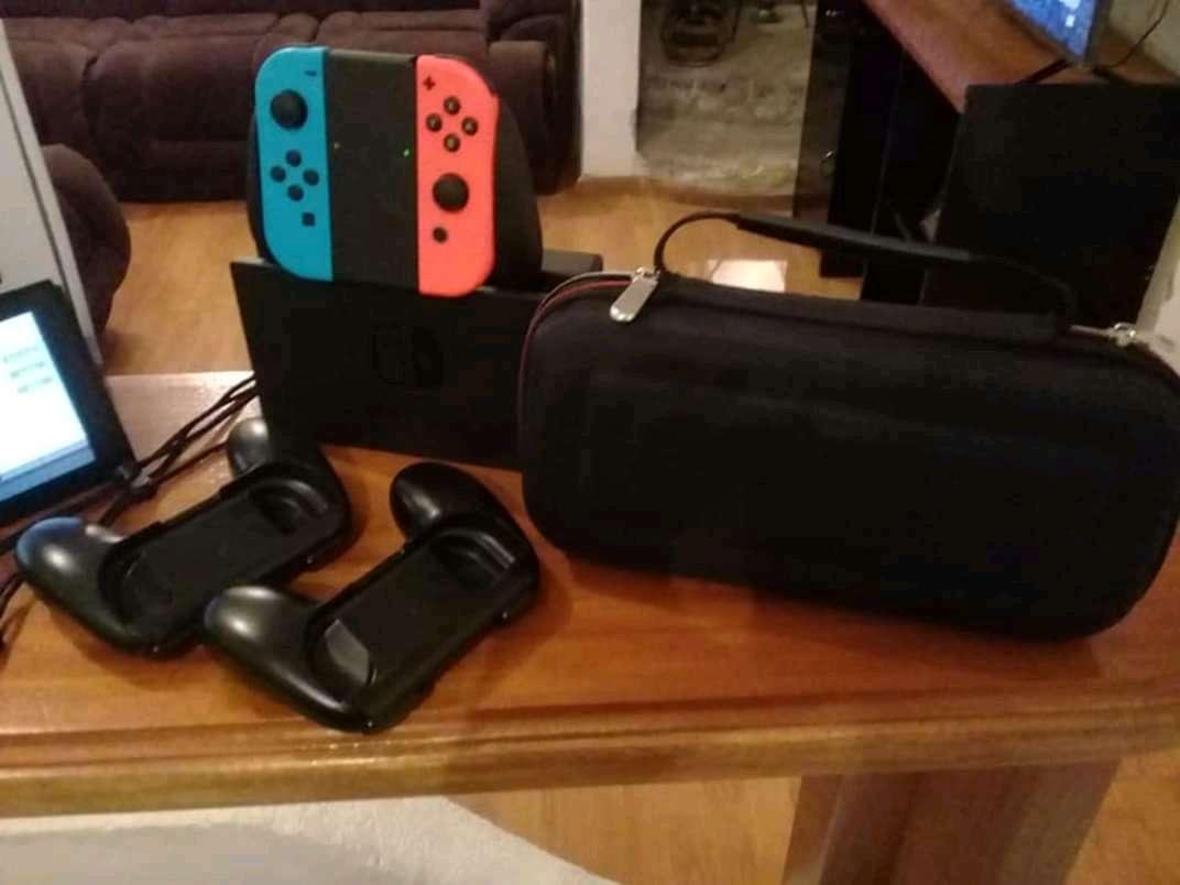 Imagen producto Consola Nintendo Swith  3