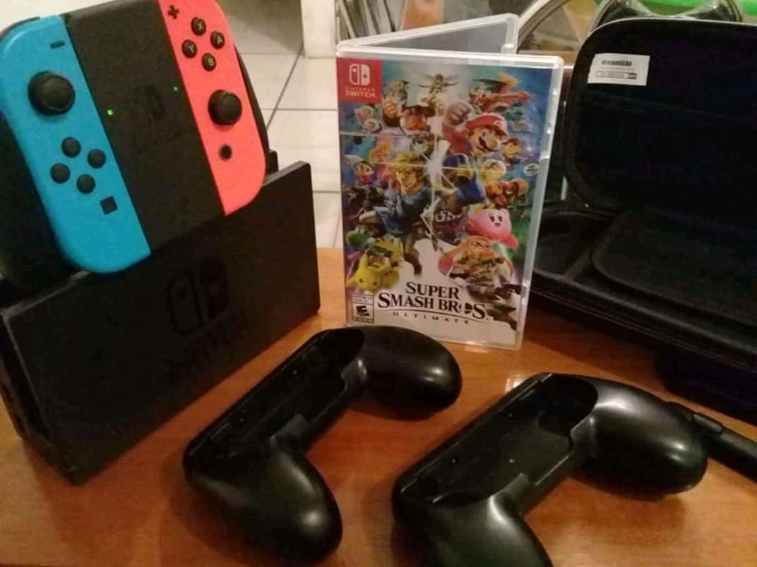 Imagen producto Consola Nintendo Swith  2