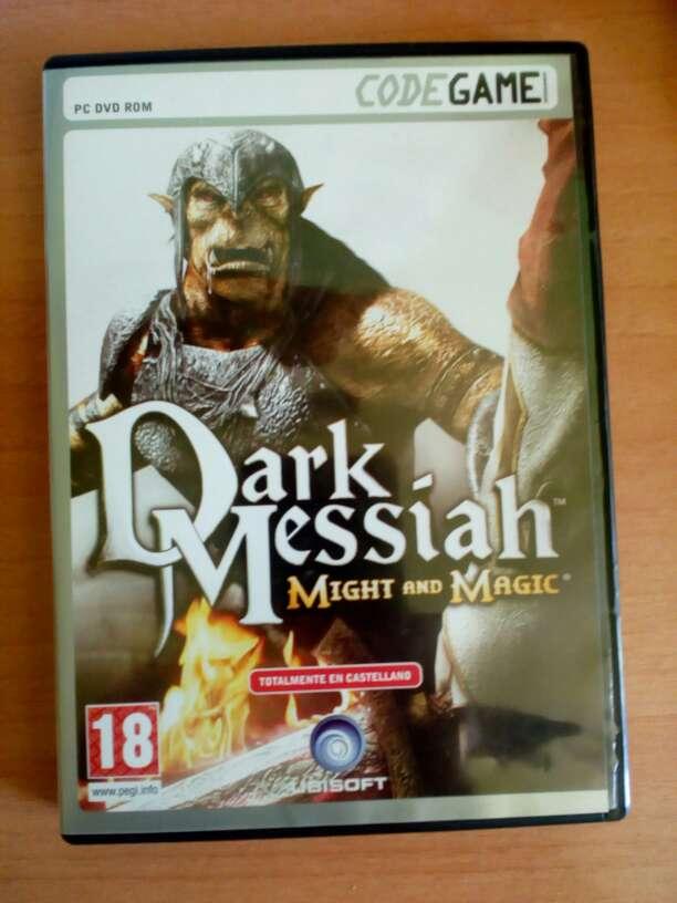 Imagen producto Dark messiah of Might and magic para pc 1