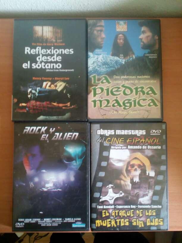 Imagen Películas DVD pack de 4 f