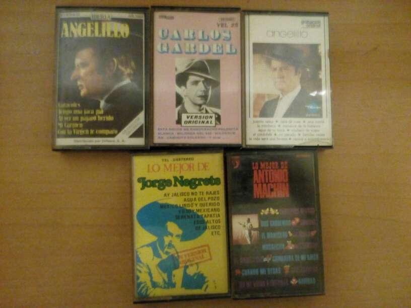 Imagen Cinta cassette,Antonio Machin,Jorge Negrete,..