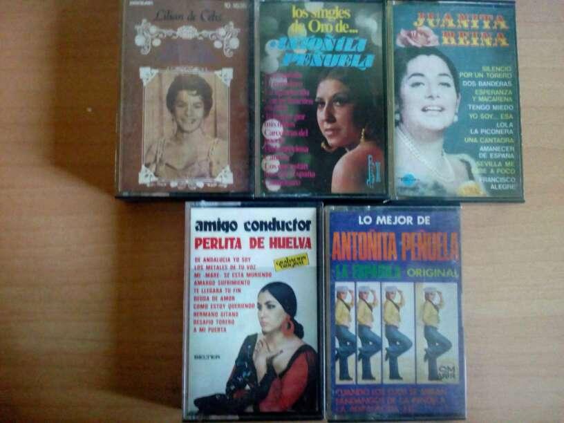 Imagen Cintas de cassette,Pack de 5