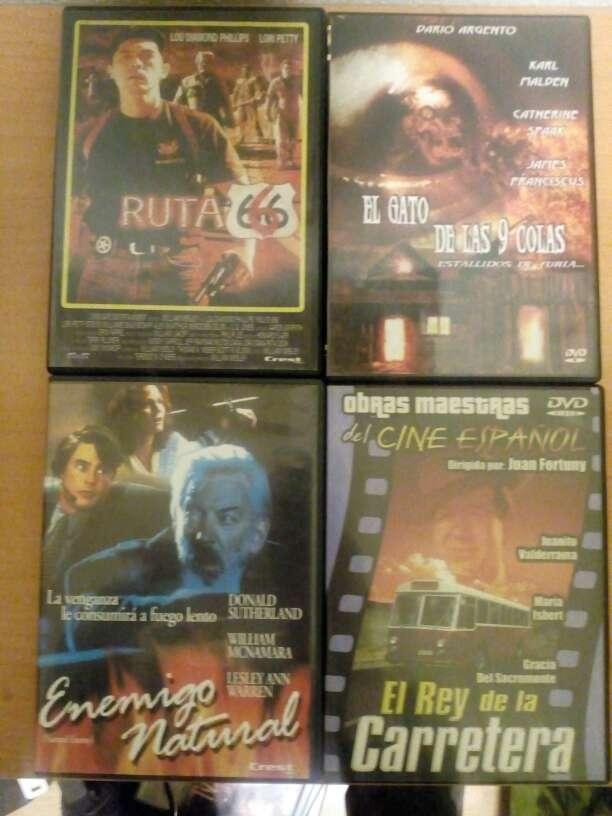 Imagen Películas dvd Pack de 4 ñ