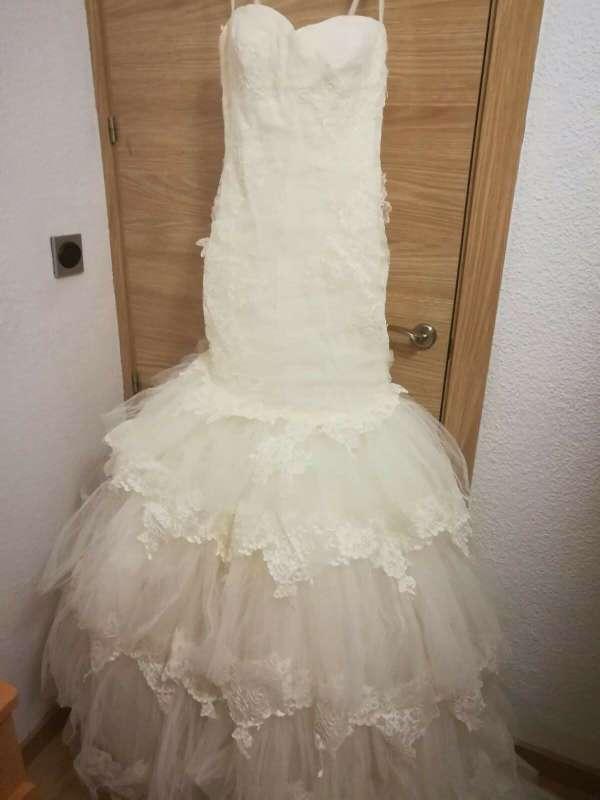 Imagen Vestido en venta de novia. Granada