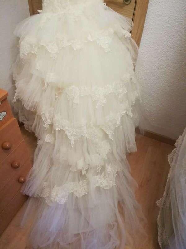 Imagen producto Vestido en venta de novia. Granada 2