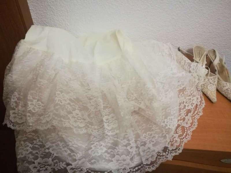 Imagen producto Vestido en venta de novia. Granada 4