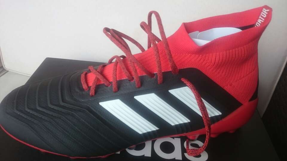 Imagen producto Botas futbol Adidas Predator 18.1 ag talla 44 3