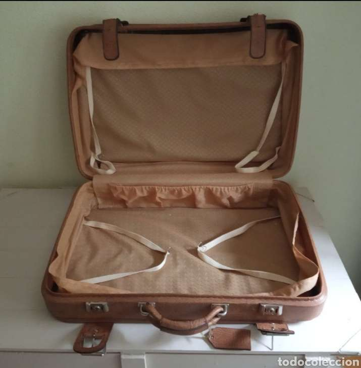 Imagen producto Antigua maleta Vintage. 3