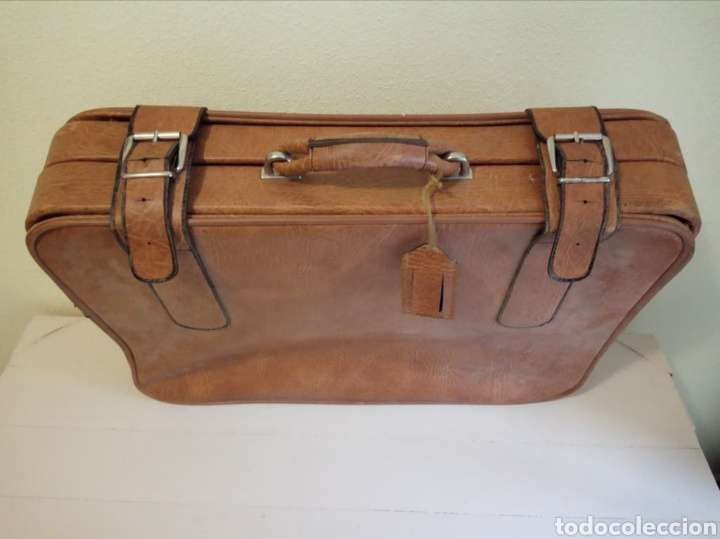 Imagen producto Antigua maleta Vintage. 2